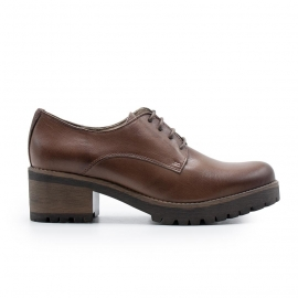 ZAPATO TACON OXFORD
